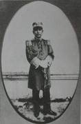民國6年,國父就任大元帥時所拍攝